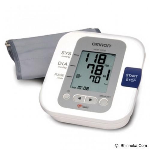 OMRON Blood Pressure Monitor [HEM-7200] - Alat Ukur Tekanan Darah